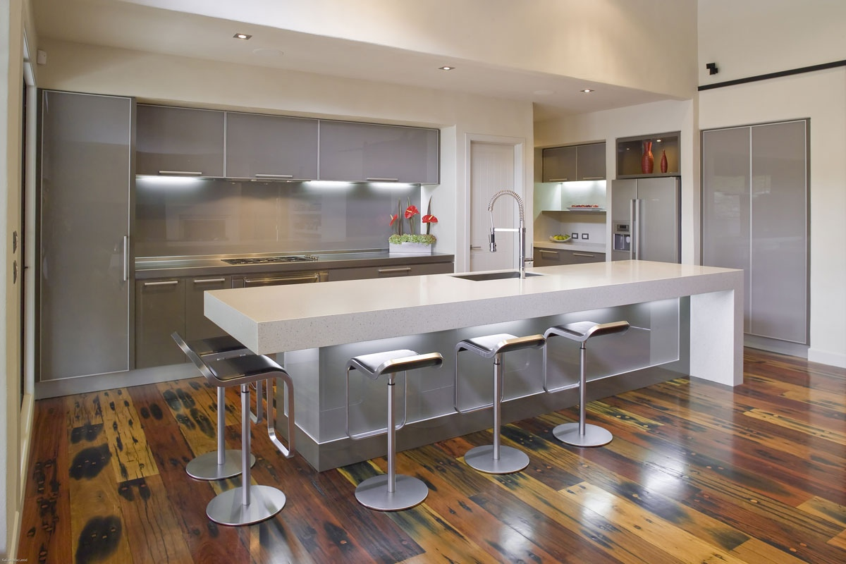 17 Lightfilled Modern Kitchens By Mal Corboy