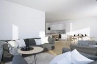 Scandinavian & Parisian Apartments In White