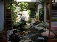 Homes with Indoor Ponds