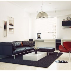 Red White And Black Living Room Ideas Orange Gray Accents Interior Design