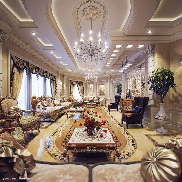 Luxury Home Living Room Interiors | Aecagra.org