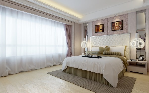 modern neutral bedroom design 19 Bedrooms with Neutral Palettes