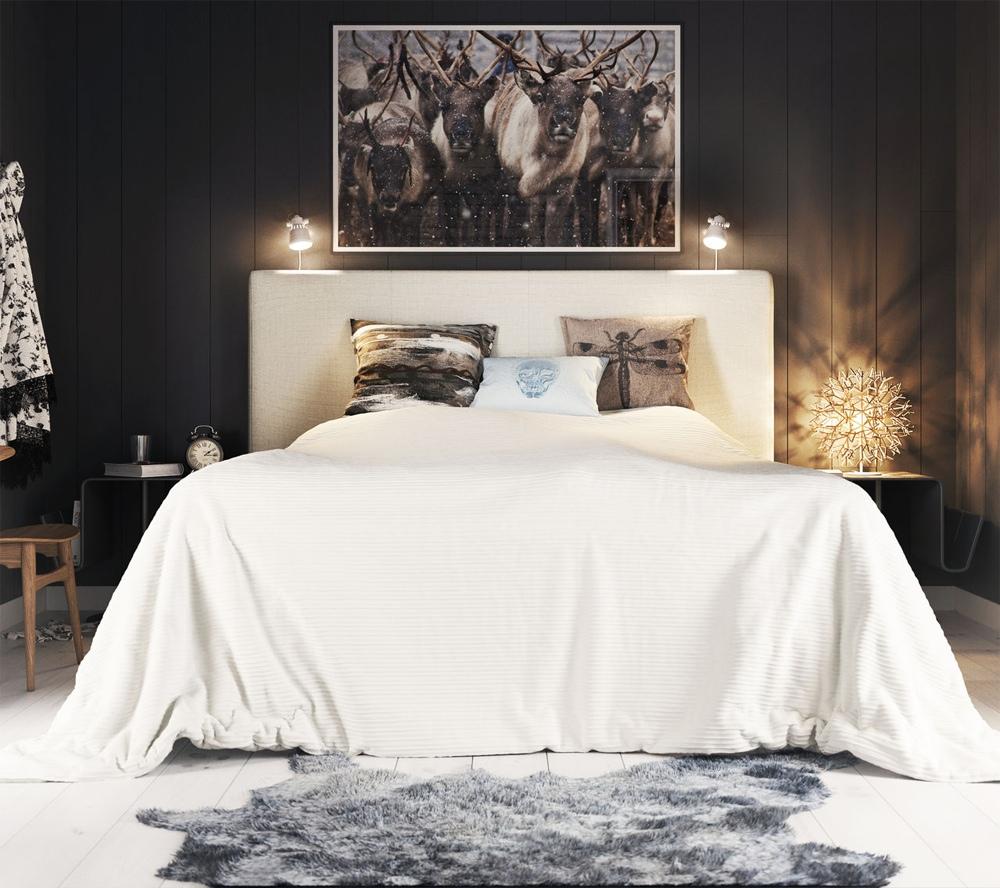 Eclectic Bedroom 4  Interior Design Ideas