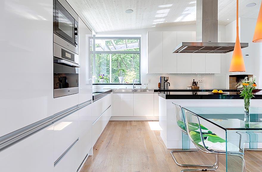 Modern Villa Kitchen 2 Interior Design Ideas