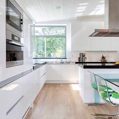 Industrial Kitchen Island Pot Hangers Modern Villa 2 | Interior Design Ideas.
