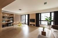 Natural modern decor living room 2
