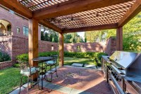 Outdoor Living Spaces by Harold Leidner
