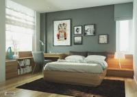 bedroom study | Interior Design Ideas.