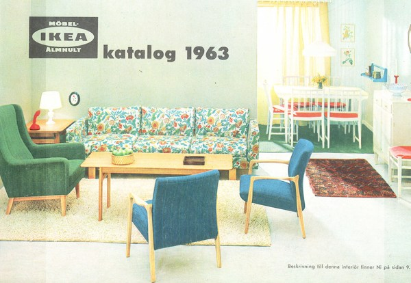 IKEA Home Decor Catalog