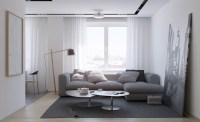 Russian Apartment Living Room 1 | Interior Design Ideas.