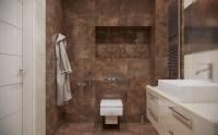 Russian Apartment Master Bathroom 1 | Interior Design Ideas.
