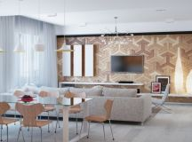 A Spacious Moscow Home That Exudes Luxury images 40