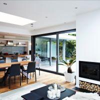 Extension Interior Design Ideas Contemporary Decorating Wallpaper Glass Of Laptop Hd Pics