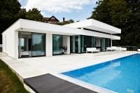 glass walls rear of home | Interior Design Ideas.