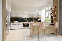 large open kitchen design | Interior Design Ideas.