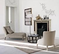 neutral simple furniture fireplace | Interior Design Ideas.