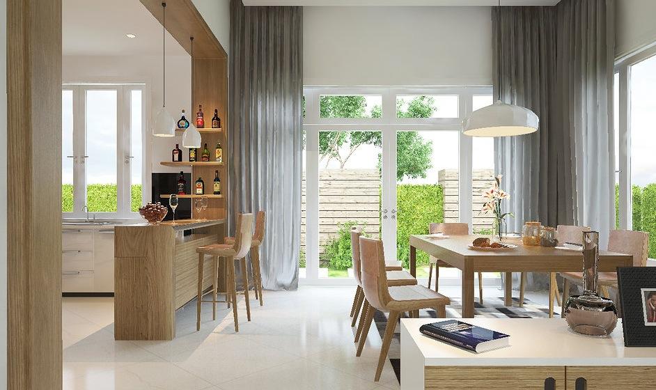 Open Concept Kitchen Dining Design Interior Design Ideas
