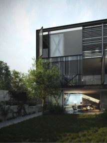 Architectural Glass Box Design