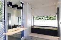 wall size bathroom mirror   Interior Design Ideas.