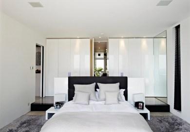 Homes Interior Bedroom