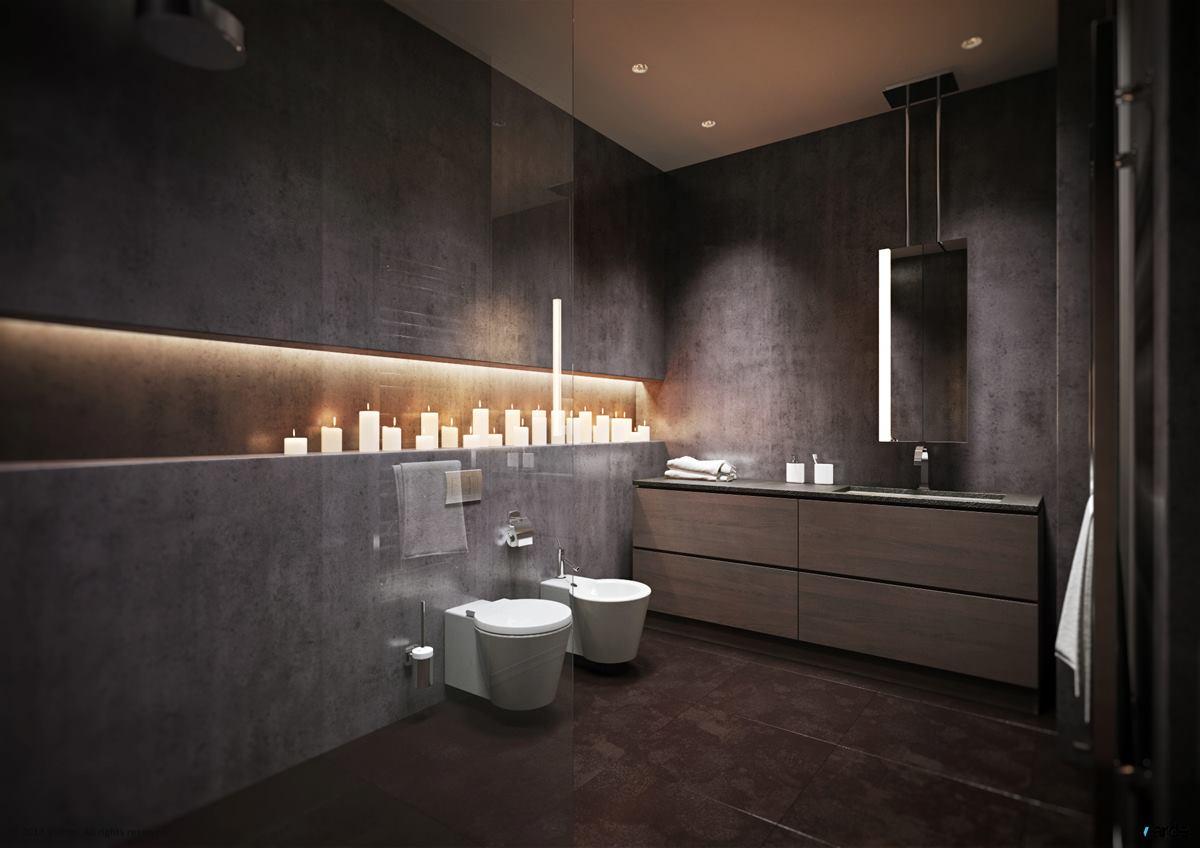 Art Deco Bathroom Ideas