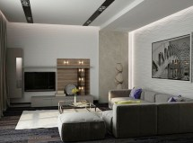 Modern Living Room Design