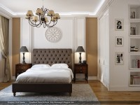 elegant bedroom | Interior Design Ideas.