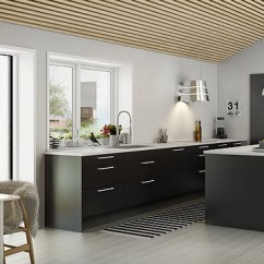 10x10 Kitchen Designs Cabinet Deals Modern Black And White | Interior Design Ideas.