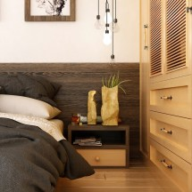 Modern Rustic Bedroom Design Ideas