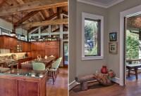 large gourmet kitchen | Interior Design Ideas.