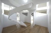 spiral stairs   Interior Design Ideas.