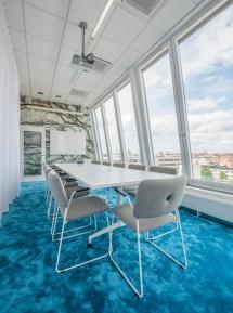 Turquoise Carpet Interior Design Ideas