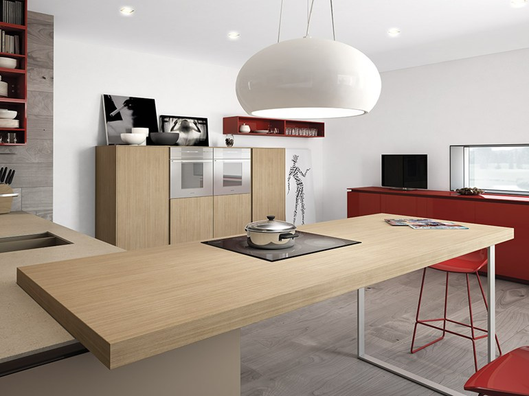small space kitchen table trailers minimalist designs