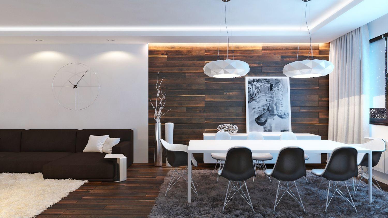 Five Fab Apartment Designs