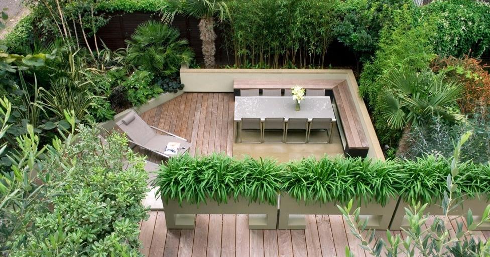 23 Excellent Tropical Roof Garden Design – Thorplc Com