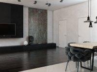 Copper wall treatment | Interior Design Ideas.