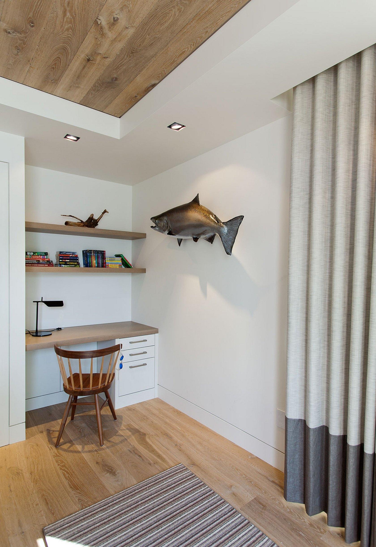 Built in desk  Interior Design Ideas
