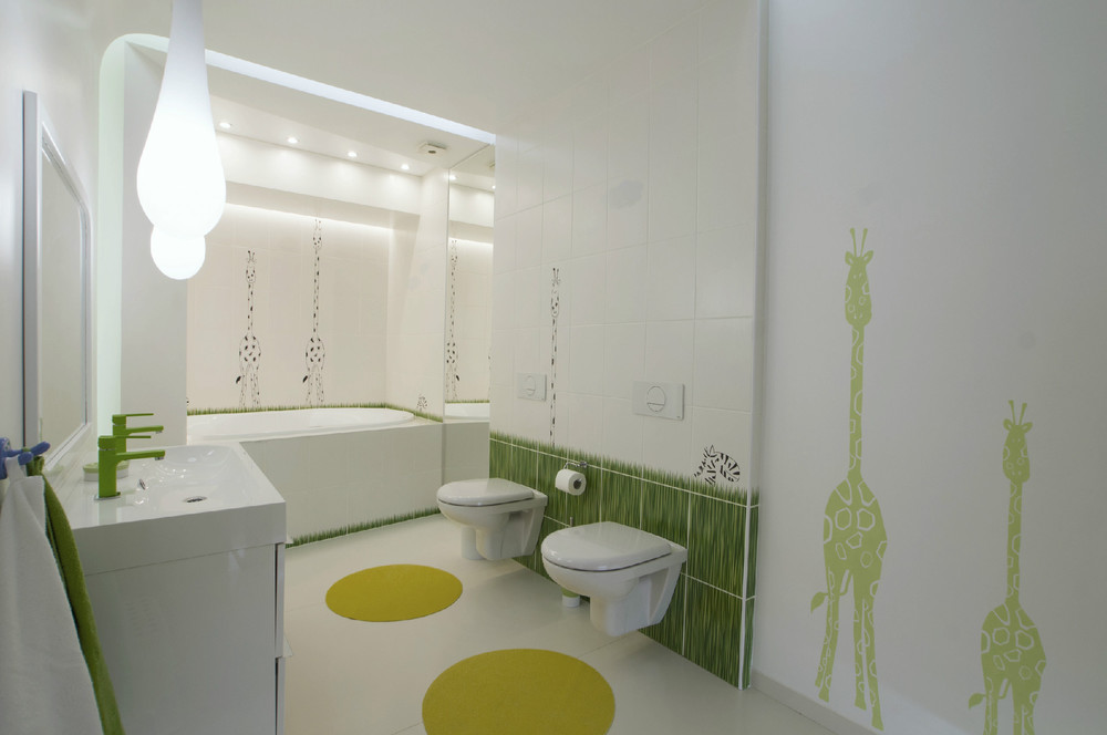 Childrens bathroom  Interior Design Ideas