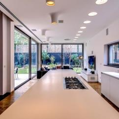 Long Kitchen Island Wrought Iron Table Interior Design Ideas
