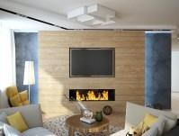 Flat screen TV   Interior Design Ideas.