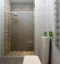 Built in shower | Interior Design Ideas.