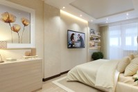 Cream bedroom decor | Interior Design Ideas.