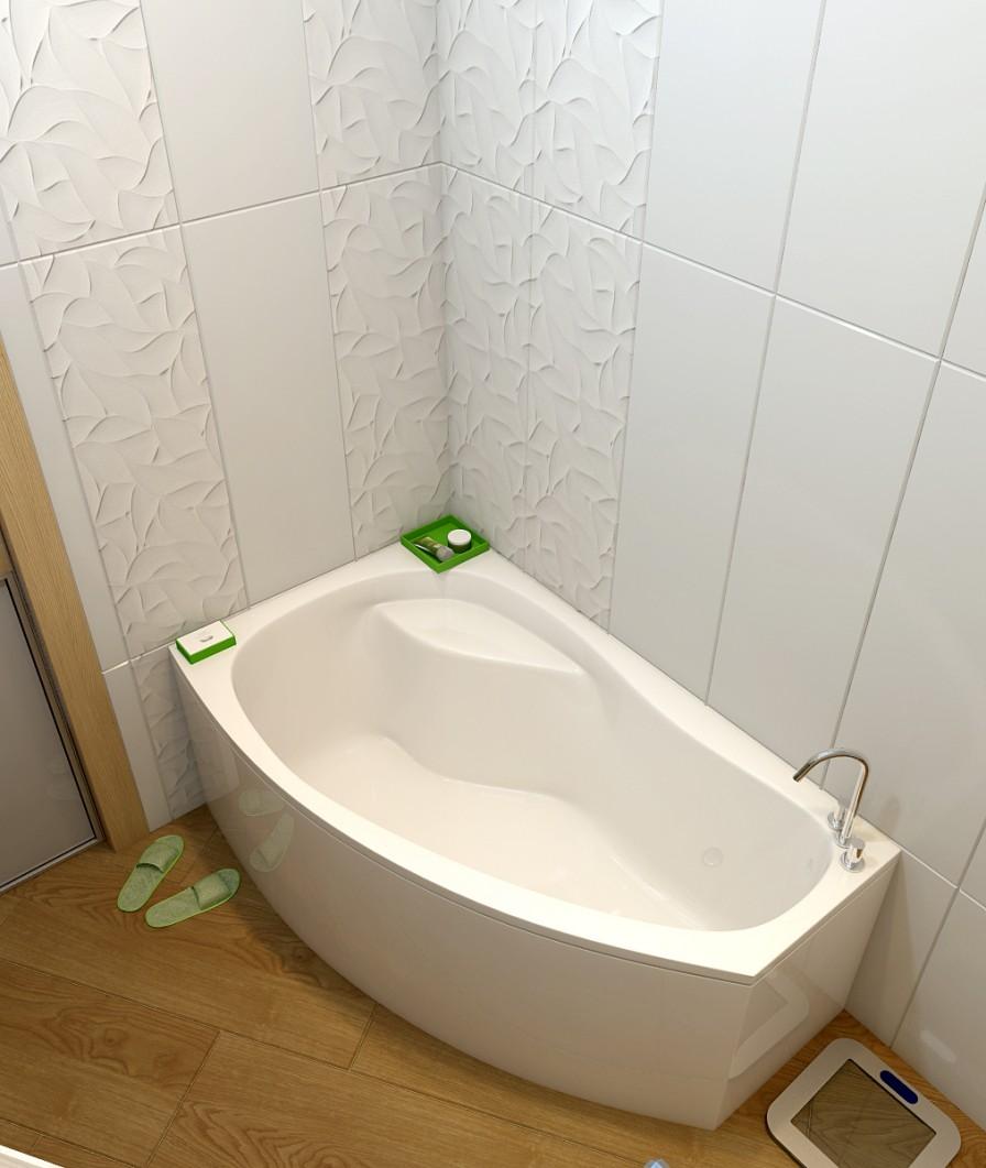 Corner bath  Interior Design Ideas