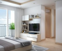 Entertainment wall | Interior Design Ideas.