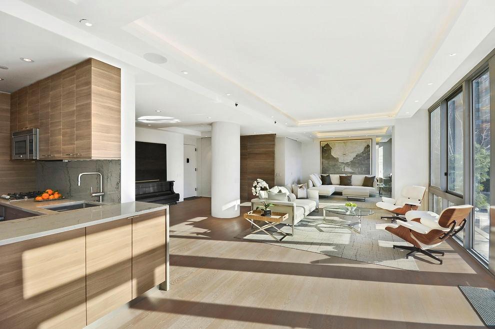 Open plan living area  Interior Design Ideas