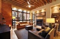 Cozy contemporary living room | Interior Design Ideas.