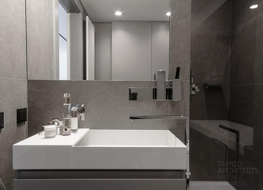 Rectangular bathroom accessories  Interior Design Ideas