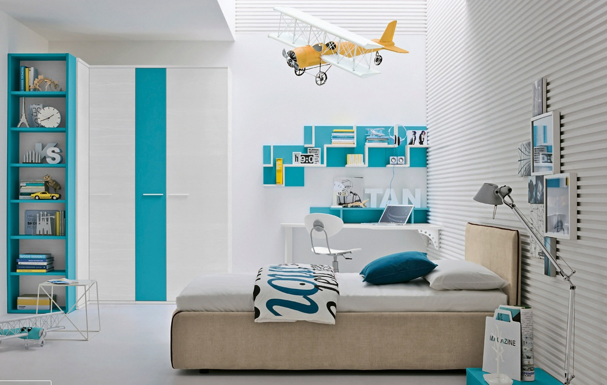 Modern Kids Bedroom Design Ideas