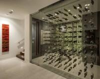 Modern wine cellar | Interior Design Ideas.