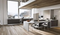 Wenge kitchen units | Interior Design Ideas.